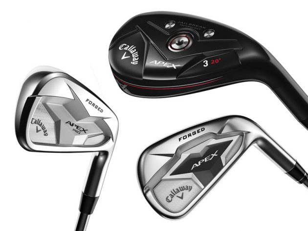 2019 Callaway Apex Irons And Hybrids Revealed Golf Monthly