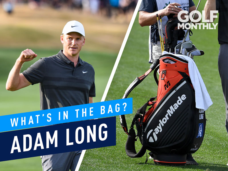Adam Long What S In The Bag One Time