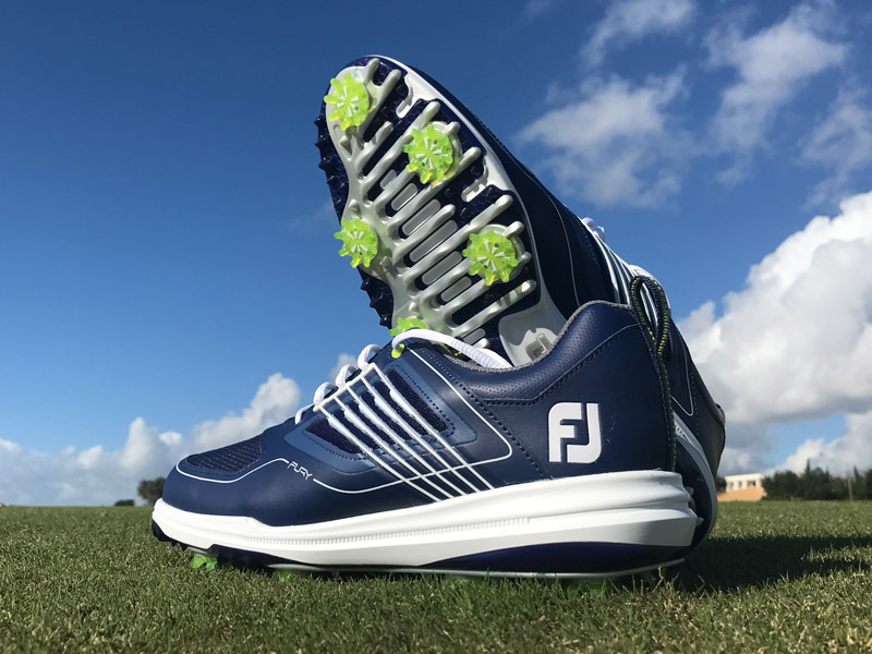 Footjoy Fury Shoe Review Golf Monthly