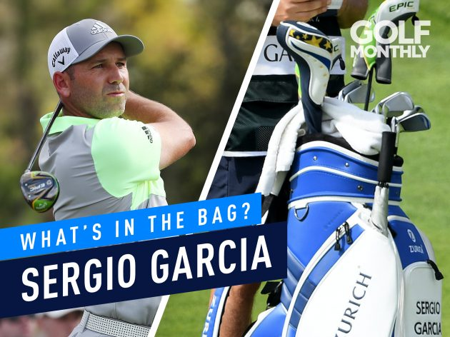 6bcddb60c4ab Sergio Garcia What's In The Bag? - Ryder Cup Hero