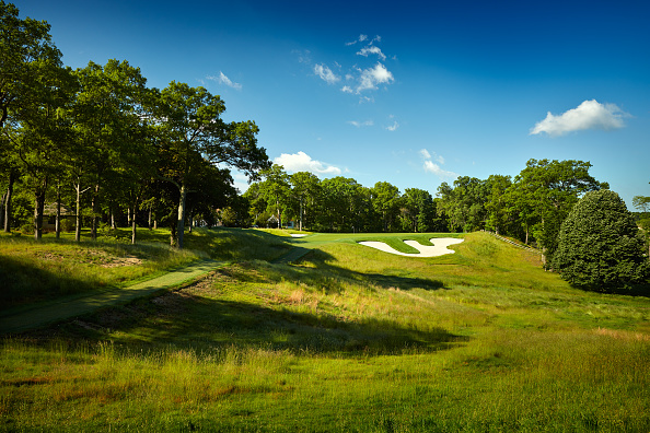 bethpage black course guide