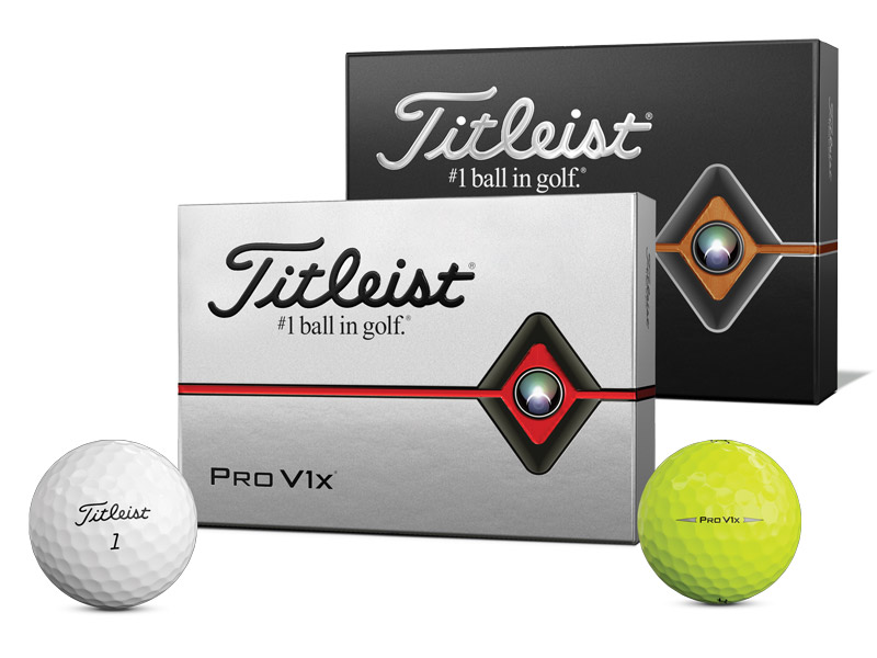 3f7915632c2 2019 Titleist Pro V1   Pro V1x Balls Review - Golf Monthly