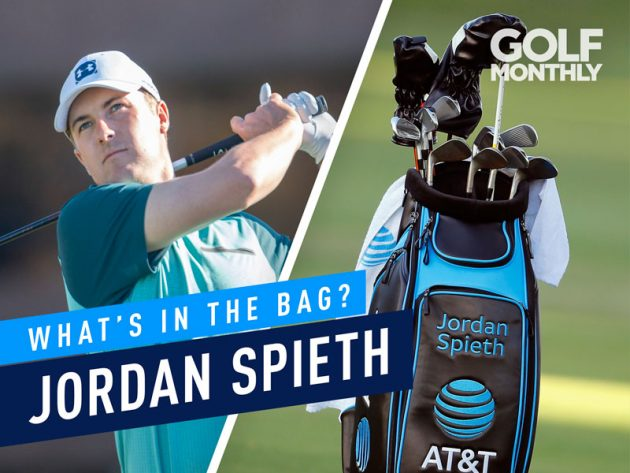 a9f13bf818 Jordan Spieth What's In The Bag? - Three Time Major Winner