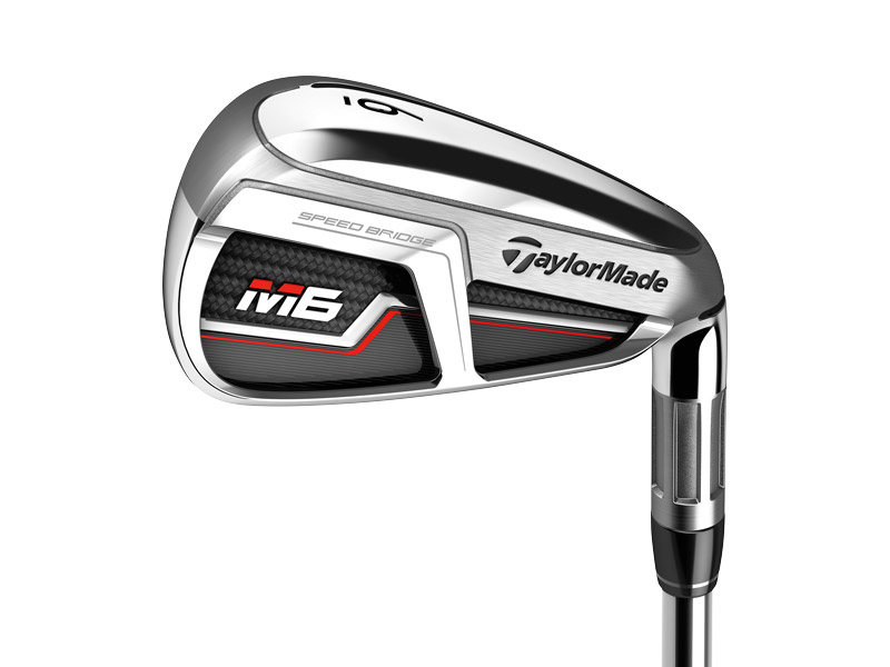 TaylorMade M6 Iron Review - Golf Monthly