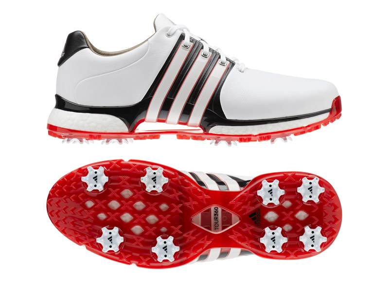 67967ff5d5f adidas Tour360 XT Shoes Unveiled - Golf Monthly Gear News
