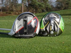 Driver Test: TaylorMade M5 v Callaway Epic Flash Sub Zero