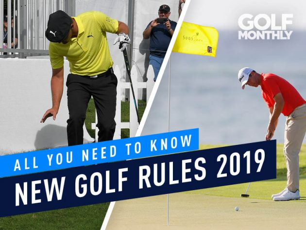 New Golf Rules 2019: All You Need To Know About The Changes