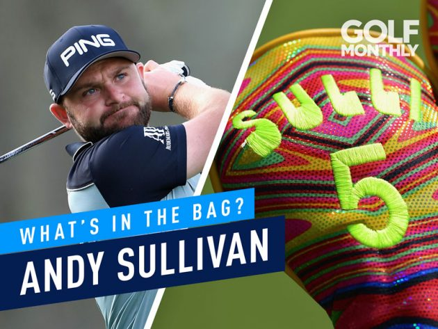Andy Sullivan What's In The Bag?