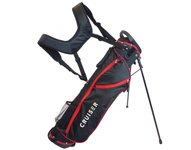 a2f0f1feaab3 BUY NOW  Cruiser CR-Lite Stand Bag for £34.99 from Amazon