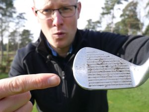 Golf Equipment Mistakes