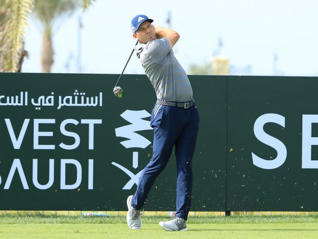 Sergio Garcia Gets Off Lightly After Saudi DQ