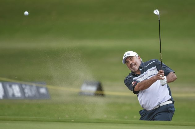 Angel Cabrera What's In The Bag? - 2009 Masters Champion