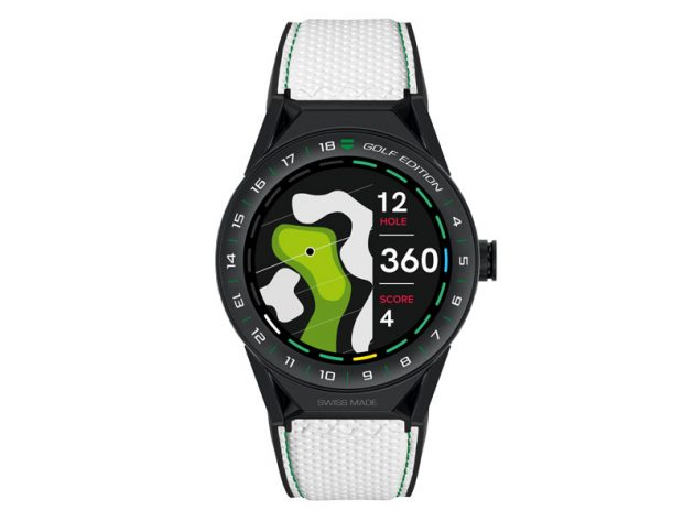 TTAG Heuer Connected Modular 45 Golf Edition GPS Watch Review