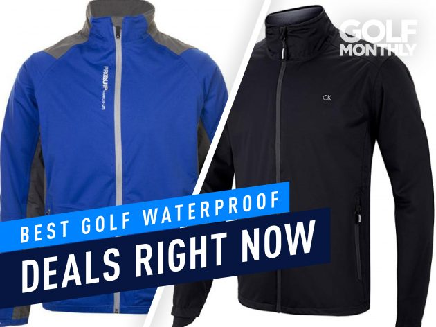Best Golf Waterproof Deals Right Now