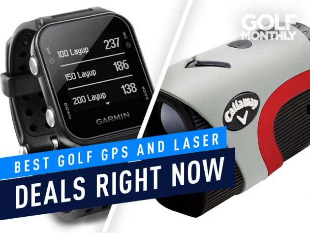 Best Golf GPS And Laser Range Finder Deals Right Now