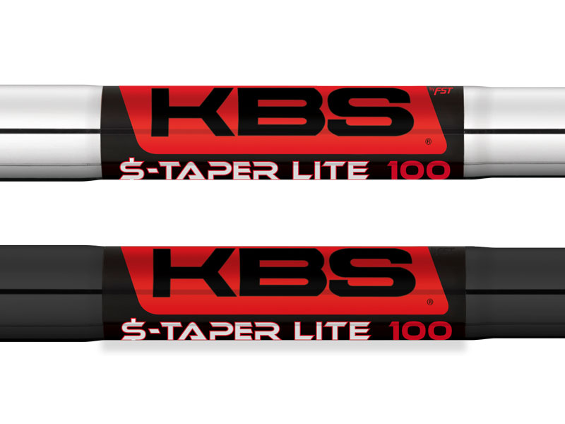 S Flex Steel Wedge Shafts KBS Hi-Rev 2.0 Taper Tip