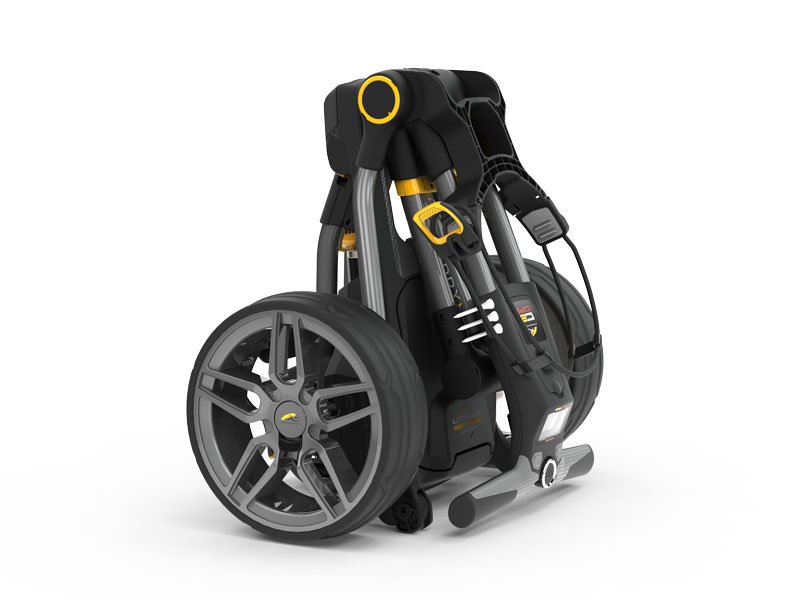 PowaKaddy Compact C2i GPS Electric Trolley Review - Golf Monthly