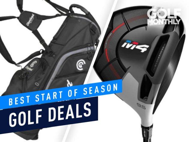 Best Start Of Season Golf Deals
