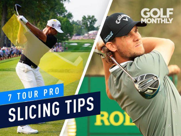 7 Tour Pro Slicing Tips