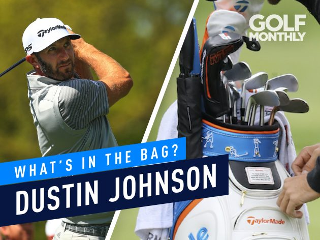 136a0ee3ed28ee Dustin Johnson What s In The Bag  - WGC-Mexico Champion