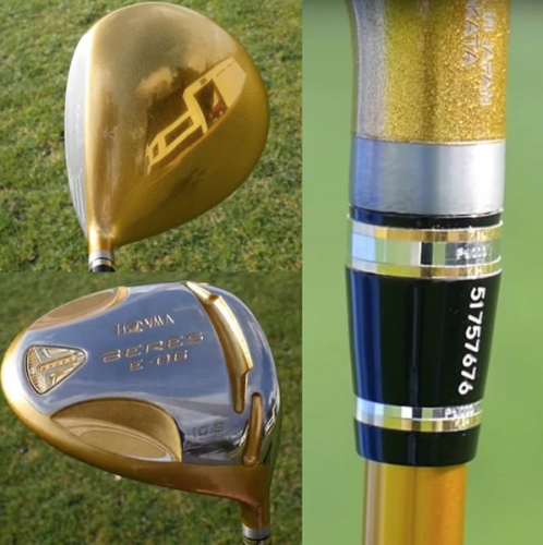 9 Of The Most Expensive Golf Clubs Golf Monthly