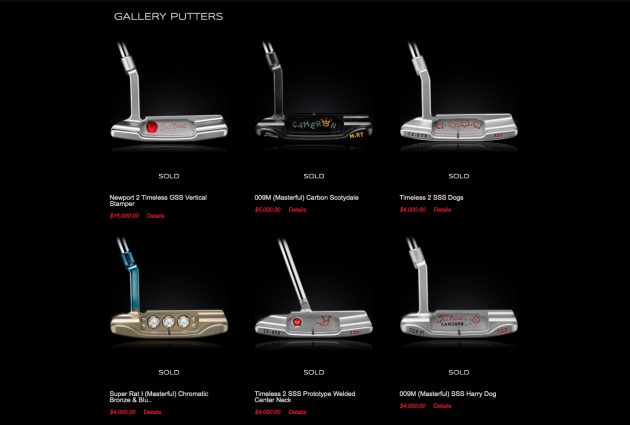 9 Of The Most Expensive Golf Clubs - Golf Monthly