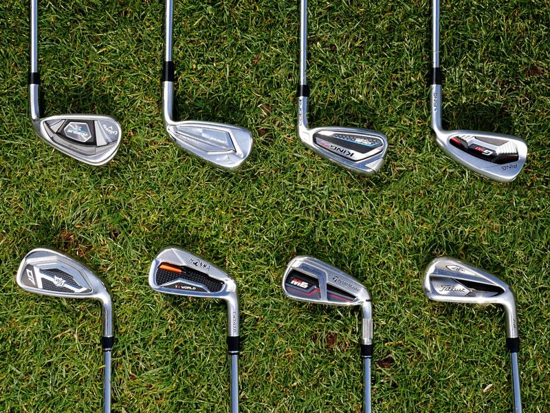 Best Distance Irons Test 2019 - Golf Monthly Gear Test