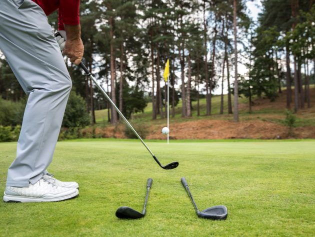 4 Chipping Drills Guaranteed To Lower Your Scores