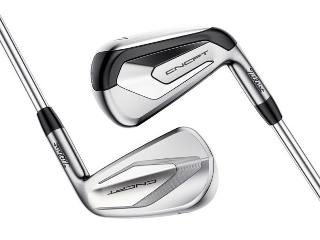 Titleist CNCPT Irons Introduced - Golf Monthly Gear News