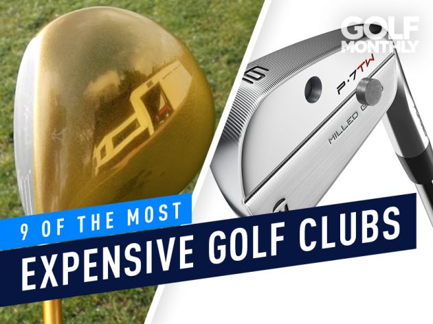 most expensive driver shafts 2017