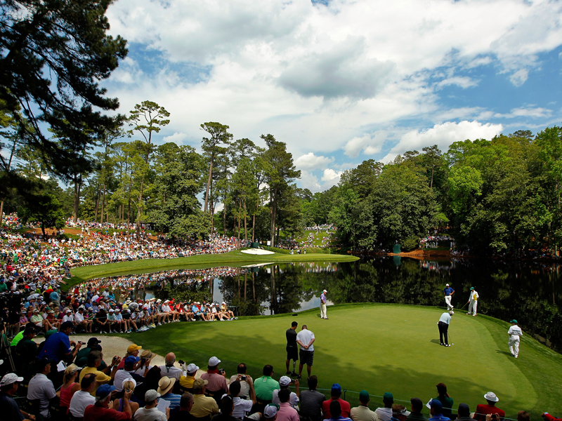 US Masters Par 3 Contest - Tee Times, Results, Highlights
