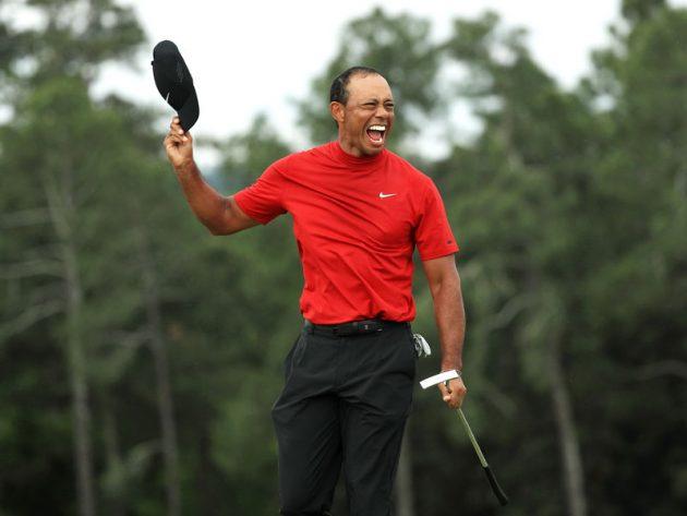 155b23e2e115e Tiger Woods Wins His Fifth Masters To Complete Greatest Comeback