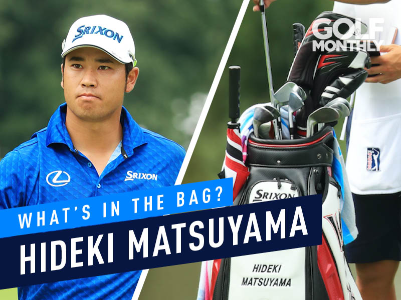 Hideki Matsuyama What's In The Bag? - Five-Time PGA Tour ...