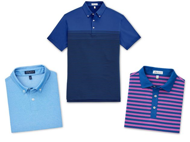 35c06cd2 Free Peter Millar Polo Shirt With This Exclusive Golf Monthly Offer