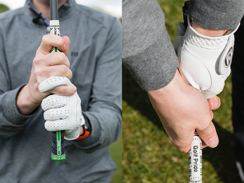 8 Ways To Get The Perfect Golf Grip