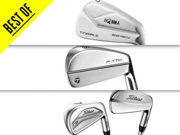 Best Irons 2020.Most Beautiful Irons 2019 These Clubs Will Blow Your Mind