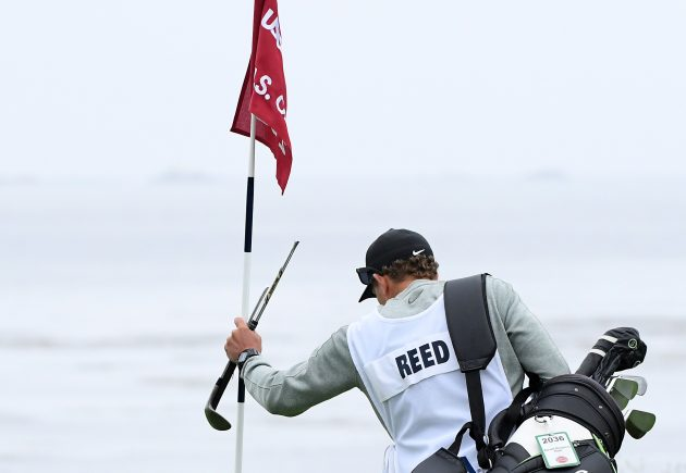 WATCH: Patrick Reed Snaps Club In Anger