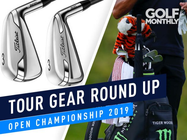 ad5099ac5b3 Tour Gear Round Up: The Open Championship 2019
