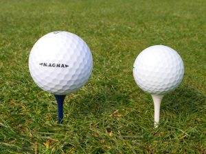 Should You Use A Larger Golf Ball