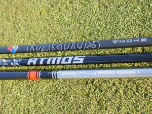 Regular v Stiff v X-Stiff Shaft Test