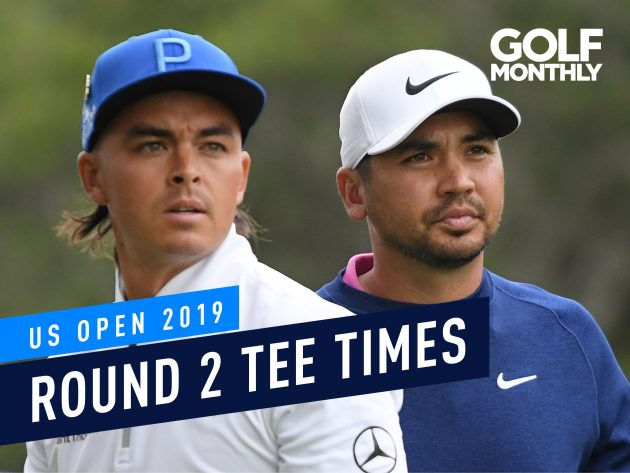 us open tee times 2019  rounds 2 at pebble beach