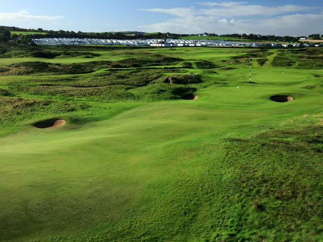 Will we see the Open's first hole-in-one on a par-4?
