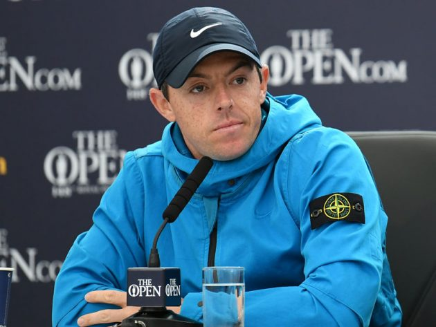 What Odd Jacket Was Rory Wearing At The Open? - Golf Monthly