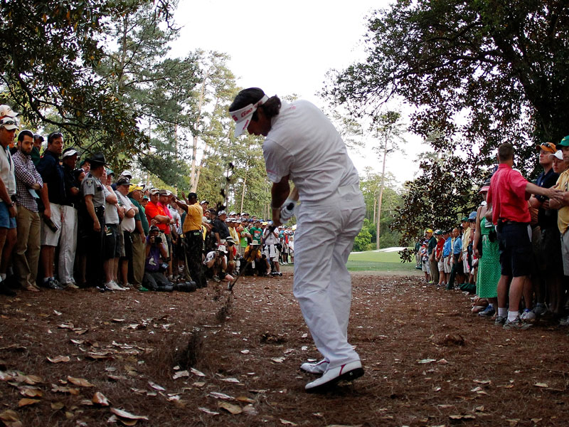The 16 Best Shots Of The Past Decade - Golf Monthly