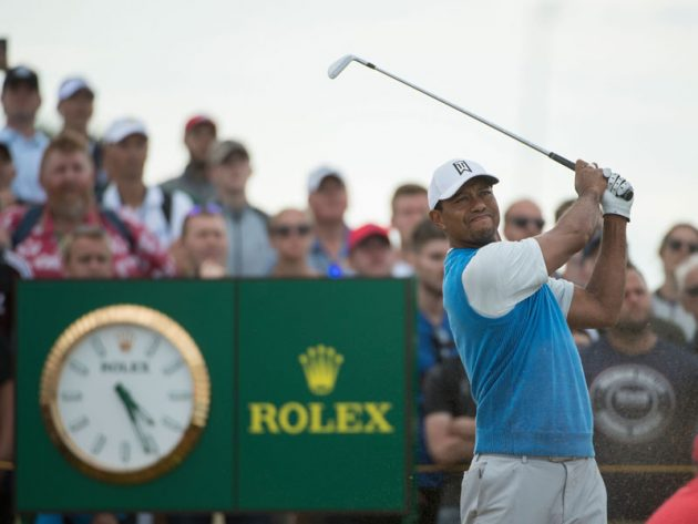 Rolex Continue As Official Timekeeper For The Open Championship