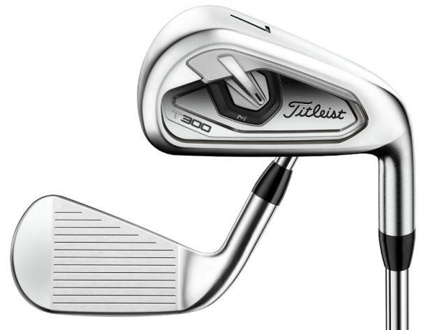 Titleist T300 Iron Review - Golf Monthly Gear Reviews