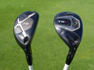 Titleist TS2 and TS3 Hybrids First Hit Review