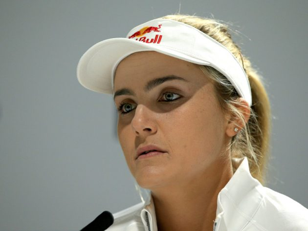 Lexi Thompson Apologises After Forgotten Passport Delays Bags