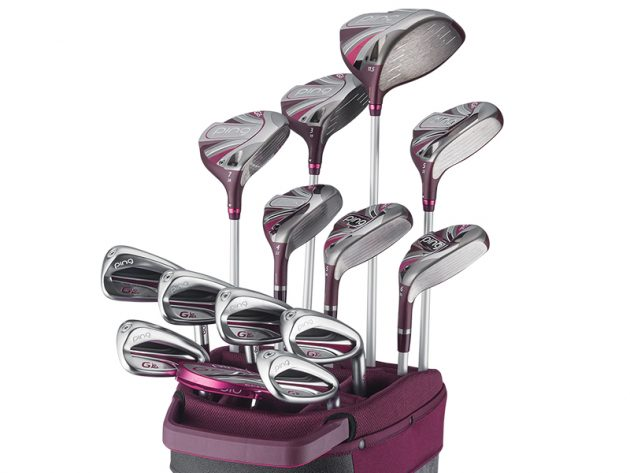 Ping G Le2 Women S Range Revealed Golf Monthly