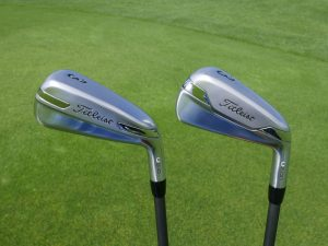 Titleist U500 & U510 Irons First Hit Review